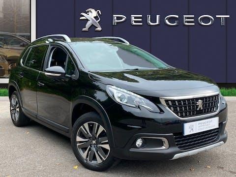 Peugeot 2008 1.2 Puretech Allure Premium SUV 5dr Petrol (s/s) (82 Ps) | LR19ANU