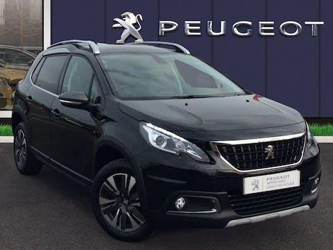 Peugeot 2008 1.2 Puretech Allure SUV 5dr Petrol (s/s) (82 Ps) | LR19DZC
