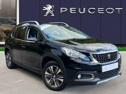 Peugeot 2008 1.2 Puretech Allure Premium 5dr | LR19EAK