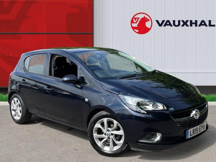 Vauxhall Corsa 1.4i Ecotec SRi Nav Hatchback 5dr Petrol (90 Ps) | LR19EPA | Photo 1
