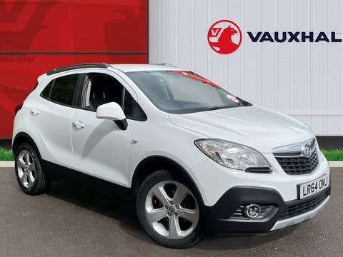 Vauxhall Mokka 1.7 CDTi Ecoflex 16V Exclusiv Hatchback 5dr Diesel Manual FWD (s/s) (120 G/km, 128 Bhp) | LR64OMJ