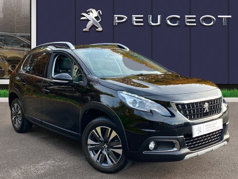 Peugeot 2008 1.2 Puretech Allure Premium 5dr | LR68RYJ
