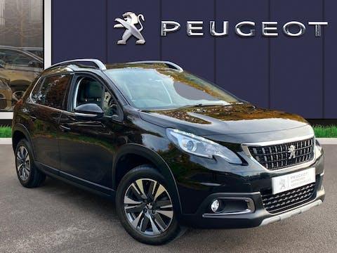 Peugeot 2008 1.2 Puretech Allure Premium SUV 5dr Petrol (s/s) (82 Ps) | LR68RYJ