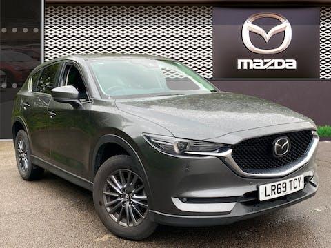 Mazda CX-5 2.0 Se-l Nav Plus 5dr | LR69TCY