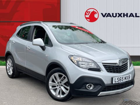Vauxhall Mokka 1.6 CDTi Exclusiv Hatchback 5dr Diesel Manual (s/s) (114 G/km, 134 Bhp)   LS65MXB