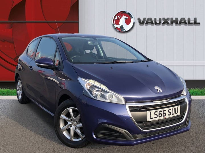 Peugeot 208 1.2 Puretech Active Hatchback 3dr Petrol (82 Ps) | LS66SUU | Photo 1