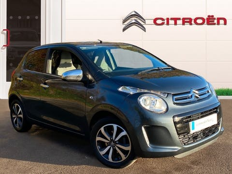 Citroen C1 1.2 Puretech Flair Hatchback 5dr Petrol Manual (82 Ps) | LS67GZO