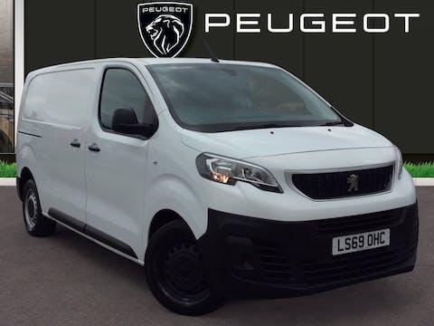Peugeot Expert 2.0 Bluehdi 1400 Professional Standard Panel Van 6dr Diesel Manual SWB Eu6 (s/s) (120 Ps) | LS69OHC