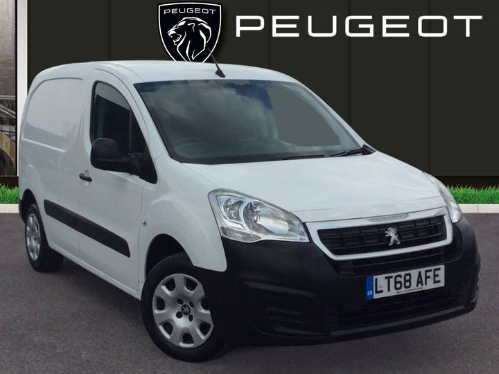 Peugeot Partner 1.6 Bluehdi Professional L1 Panel Van 5dr Diesel Manual (112 G/km, 97.64 Bhp)   LT68AFE   Photo 1