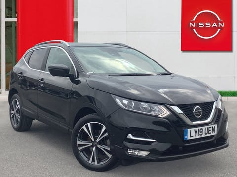 Nissan Qashqai 1.5 DCi N Connecta SUV 5dr Diesel Manual (s/s) (115 Ps) | LY19UEM