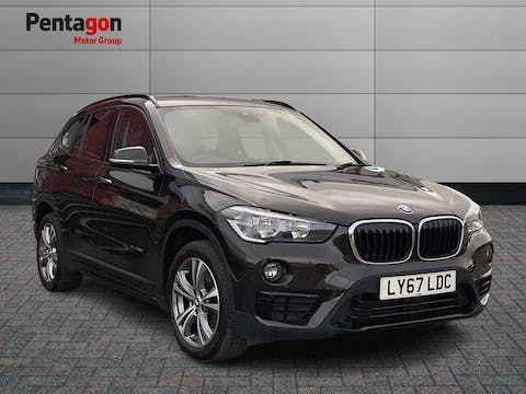 BMW X1 2.0 20d Sport SUV 5dr Diesel Auto Xdrive (s/s) (190 Ps) | LY67LDC
