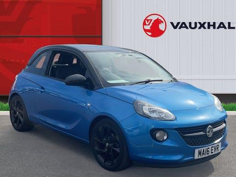Vauxhall Adam 1.2i Ecoflex Energised Hatchback 3dr Petrol (s/s) (70 Ps) | MA16EVR