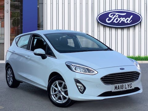 Ford Fiesta 1.1 Ti Vct Zetec Hatchback 5dr Petrol Manual (s/s) (85 Ps) | MA18LYG