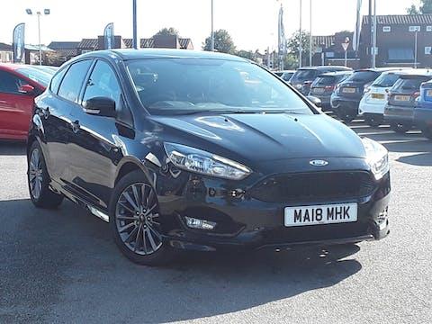 Ford Focus 1.0t Ecoboost St Line Hatchback 5dr Petrol (s/s) (140 Ps) | MA18MHK