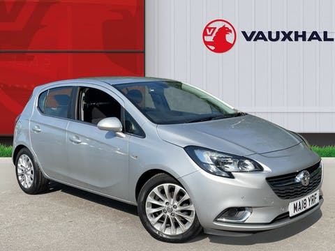 Vauxhall Corsa 1.4i SE Hatchback 5dr Petrol Auto (90 Ps) | MA18YRF