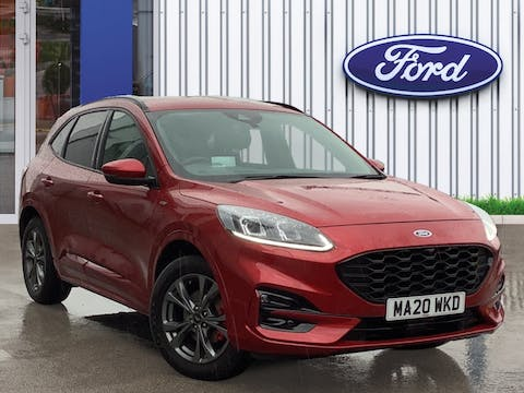 Ford Kuga 1.5 Ecoblue St Line First Edition SUV 5dr Diesel Manual (s/s) (120 Ps) | MA20WKD