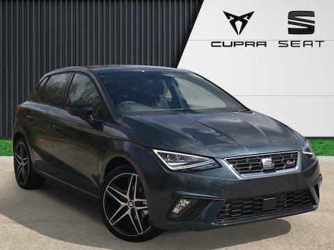 SEAT Ibiza 1.0 Tsi Fr Sport Hatchback 5dr Petrol Manual (s/s) (110 Ps) | MA21XLX