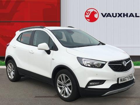 Vauxhall Mokka X 1.4i Turbo Active SUV 5dr Petrol (s/s) (140 Ps) | MA67FKW