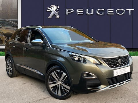 Peugeot 3008 2.0 Bluehdi GT SUV 5dr Diesel Eat Auto 6spd (s/s) (180 Ps) | MA67OOX