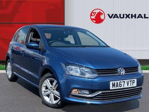 Volkswagen Polo 1.0 Match Hatchback 5dr Petrol Manual (s/s) (106 G/km, 59 Bhp) | MA67VTP