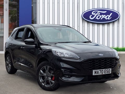 Ford Kuga 1.5 Ecoblue St Line SUV 5dr Diesel Manual (s/s) (120 Ps)   MA70ESO