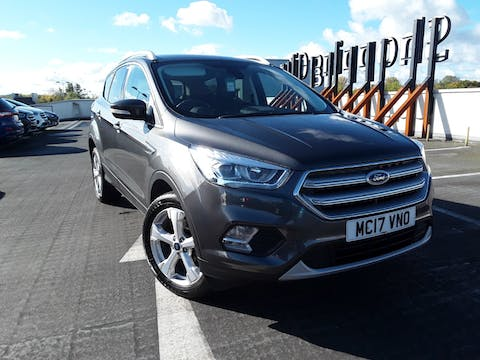 Ford Kuga 2.0 TDCi Titanium SUV 5dr Diesel Manual (s/s) (150 Ps) | MC17VNO