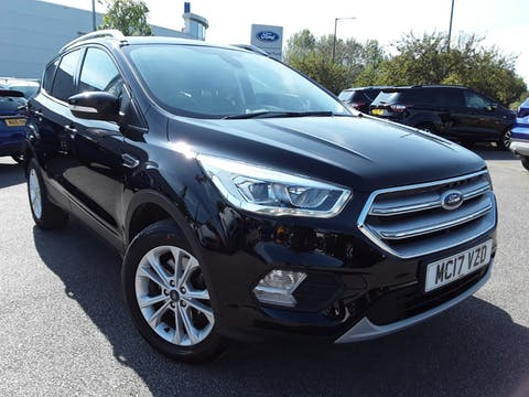 Ford Kuga 1.5 TDCi Titanium SUV 5dr Diesel Manual (s/s) (120 Ps) | MC17VZD