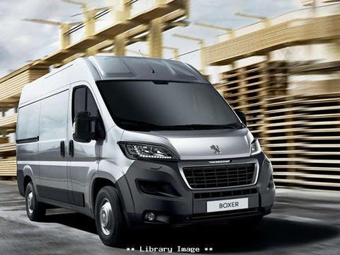 Peugeot Boxer 2.0 Bluehdi 435 Professional Panel Van 5dr Diesel Manual L4 H2 Eu6 (130 Ps) | MC19HPO