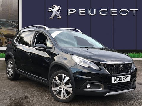 Peugeot 2008 1.2 Puretech 130PS Allure 5dr | MC19XRT