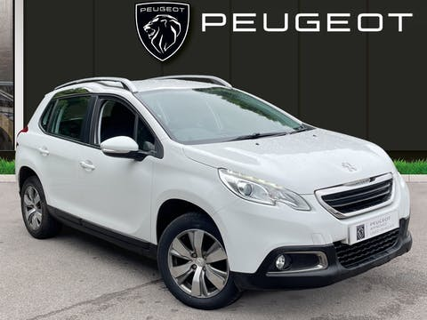Peugeot 2008 1.4 HDi Active SUV 5dr Diesel Manual (104 G/km, 68 Bhp) | MD15EVW
