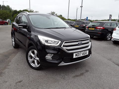 Ford Kuga 1.5 TDCi Titanium SUV 5dr Diesel Manual (s/s) (120 Ps) | MD17AGU
