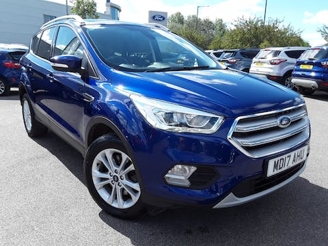 Ford Kuga 1.5 TDCi Titanium SUV 5dr Diesel Manual (s/s) (120 Ps) | MD17AHU