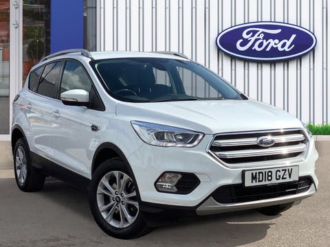 Ford Kuga 1.5 TDCi Titanium SUV 5dr Diesel Manual (s/s) (120 Ps) | MD18GZV