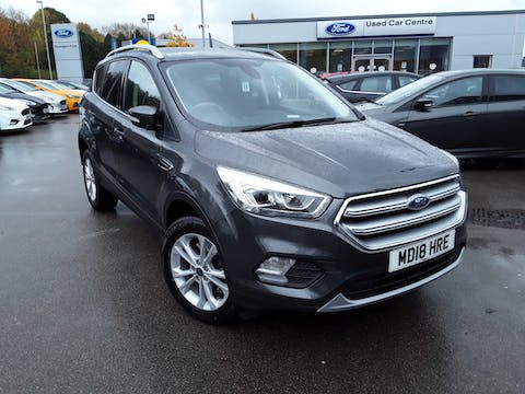 Ford Kuga 1.5 TDCi Titanium SUV 5dr Diesel Manual (s/s) (120 Ps) | MD18HRE