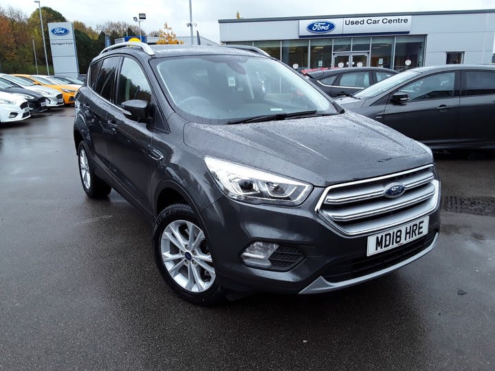 Ford Kuga 1.5 TDCi Titanium SUV 5dr Diesel Manual (s/s) (120 Ps) | MD18HRE | Photo 1
