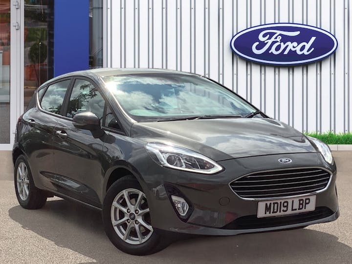 Ford Fiesta 1.1 Ti Vct Zetec Hatchback 5dr Petrol Manual (s/s) (85 Ps)   MD19LBP   Photo 1