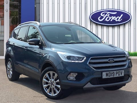 Ford Kuga 1.5 TDCi Ecoblue Titanium Edition SUV 5dr Diesel Manual (s/s) (120 Ps) | MD19PDV