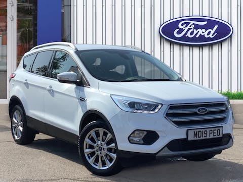 Ford Kuga 1.5 TDCi Ecoblue Titanium Edition SUV 5dr Diesel Manual (s/s) (120 Ps) | MD19PEO