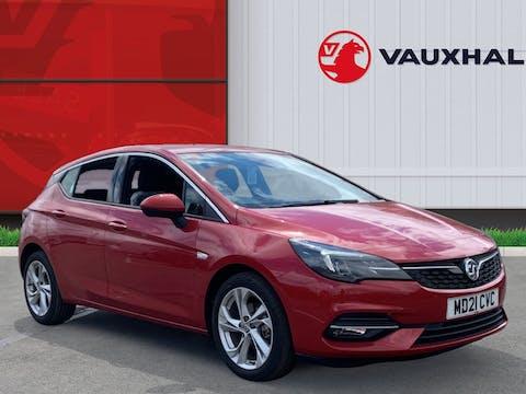 Vauxhall Astra 1.2 Turbo SRi Hatchback 5dr Petrol Manual (s/s) (145 Ps) | MD21CVC