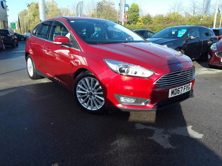 Ford Focus 2.0 TDCi Titanium X Hatchback 5dr Diesel Powershift (s/s) (150 Ps) | MD67FVG | Photo 1