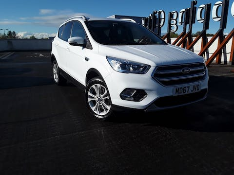 Ford Kuga 2.0 TDCi Titanium SUV 5dr Diesel Manual (s/s) (150 Ps) | MD67JVO