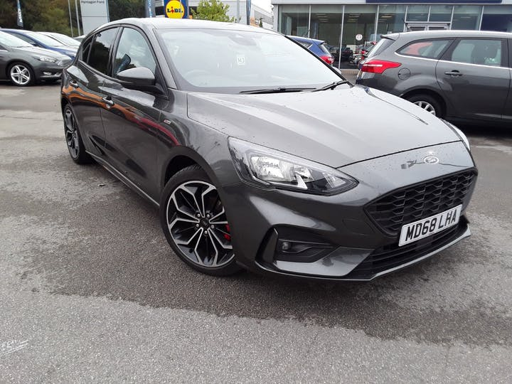 Ford Focus 1.0t Ecoboost St Line X Hatchback 5dr Petrol Manual (s/s) (125 Ps) | MD68LHA | Photo 1