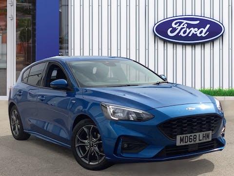 Ford Focus 1.0t Ecoboost St Line Hatchback 5dr Petrol Manual (s/s) (125 Ps) | MD68LHM