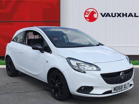 Vauxhall Corsa 1.4i Ecotec Griffin Hatchback 3dr Petrol (75 Ps) | MD68XLT