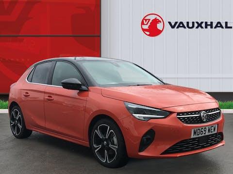 Vauxhall Corsa 1.2 Turbo Elite Nav Premium Hatchback 5dr Petrol Manual (s/s) (100 Ps) | MD69WEW