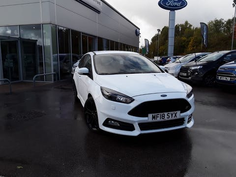 Ford Focus 2.0t Ecoboost St 3 Hatchback 5dr Petrol (s/s) (250 Ps)   MF18SYX