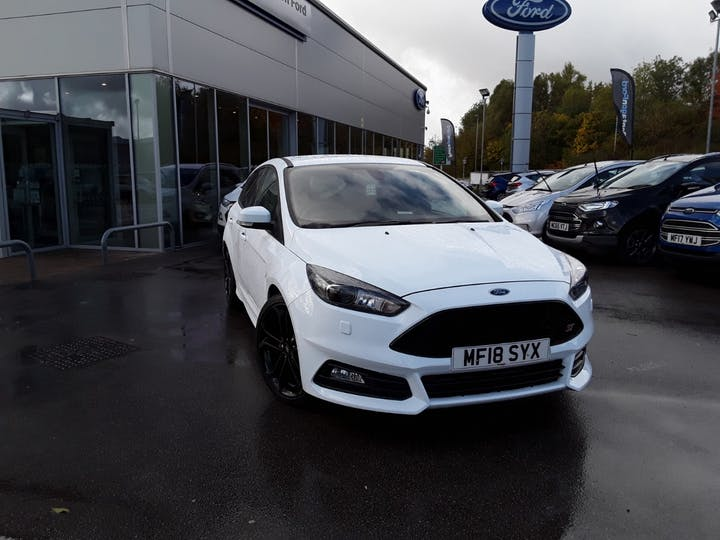 Ford Focus 2.0t Ecoboost ST-3 Navigation 5dr | MF18SYX | Photo 1