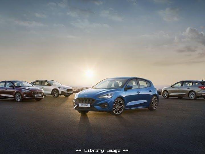Ford Focus 1.0t Ecoboost St Line Hatchback 5dr Petrol (s/s) (140 Ps) | MF18SZG | Photo 1