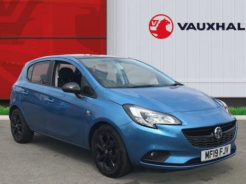 Vauxhall Corsa 1.4i Ecotec Griffin Hatchback 5dr Petrol (75 Ps) | MF19FJV