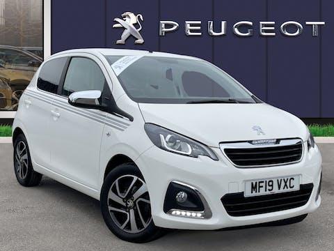 Peugeot 108 1.0 Collection Hatchback 5dr Petrol (72 Ps) | MF19VXC